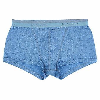HOM HO1 Boxer Brief, Jeans Blue, Small