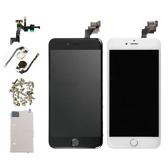 Stuff Certified® iPhone 6 Plus Pre-assembled Screen (Touchscreen + LCD + Parts) A + Quality - Black + Tools