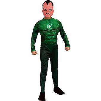 Sinestro Green Lantern kind kostuum