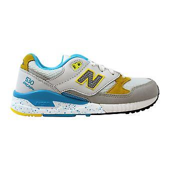 New Balance 530 90s Running Grey/White-Bayside W530PSB Women's