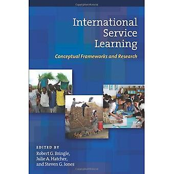 Apprentissage par le Service international: Cadres conceptuels et recherche