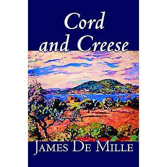Cordón y Ochoa por la ficción de James De Mille por De Mille & James