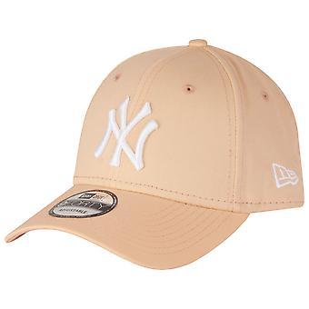 Nowa era Cap - 9Forty MLB New York Yankees brzoskwinia