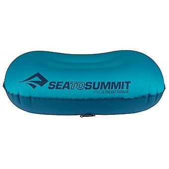 Sea to Summit Aeros Ultralight Pillow - Reg - Aqua