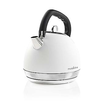 Electric kettle, 1.8 L/2200W-White