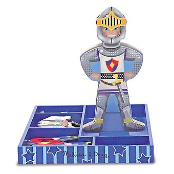 Boys Melissa & Doug Billy Magnetic Toy Dress Up Set 3 + Years