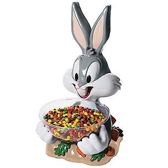 Bugs Bunny candy statua di ciotola titolare mezza 50cm con ciotola