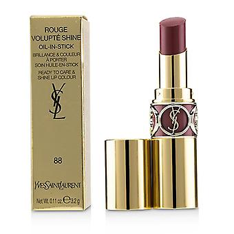 Yves Saint Laurent Rouge Volupte Shine-# 88 Rose nu-3.2 g/0.11 oz