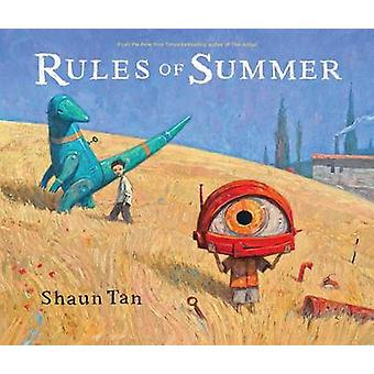 Rules of Summer by Shaun Tan - 9780545639125 Book