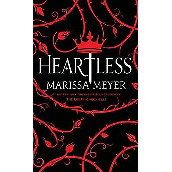 Heartless by Marissa Meyer - 9781410494375 Book