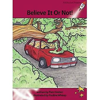 Believe it or Not! by Pam Holden - Pauline Whimp - 9781927197417 Book