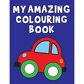 My Amazing Colouring Book by Pegasus - 9788131943052 Book