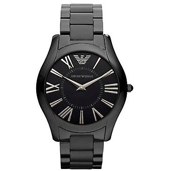 Emporio Armani Ar2065 Analogue Black Dial Men's Watch