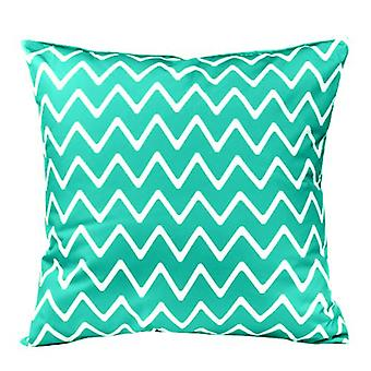 Gardenista® Chevron Green Design 24