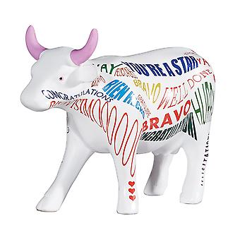 Cow Parade Bravisimoo (medium)