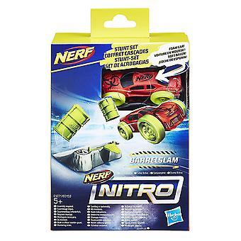 Nerf Nitro enkelt stunt og bil-tilfældigt valgt stil