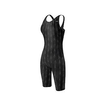 Female Aeroback Short John Swim Suit