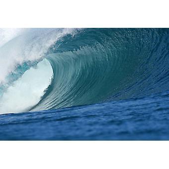 Tapete Wandbild Big Wave Big Barrel