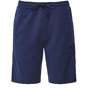 BOSS Slim Fit Headlo Sweat Shorts