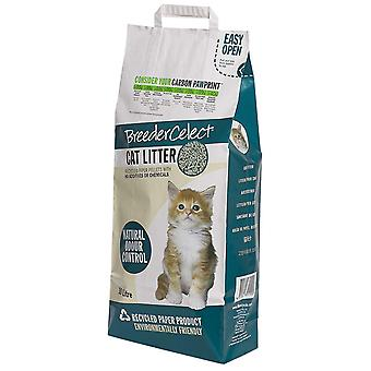 BreederCelect Recycled Paper Cat Litter