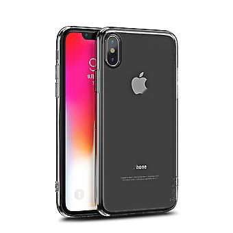 iPaky Kit, iPhone Xs, Glass for screen + clear Shell