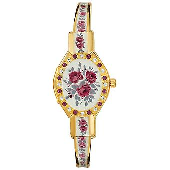 Andre Mouche - Wristwatch - Ladies - ROSE-CRYSTAL - 038-02161