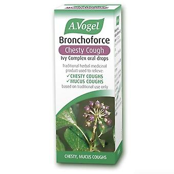 A.Vogel Bronchoforce Ivy Complex Oral Drops 15ml (40519)