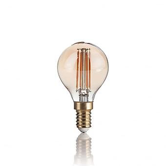 Ideal Lux Light Bulb Vintage E14 3.5W Sfera
