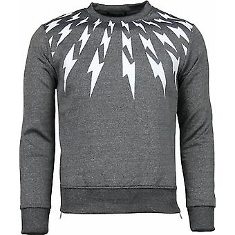 Thunder-sweatshirt-dark grey
