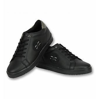Shoes - Sneaker Bee Black - Black
