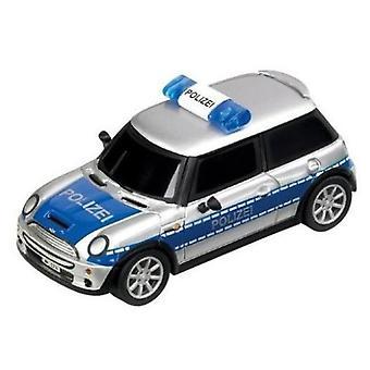 Carrera Mini Cooper  Polizei