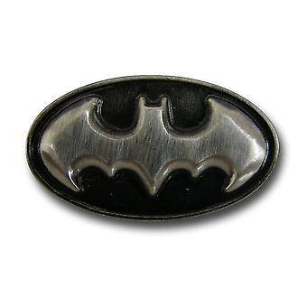 Batman symbool tinnen revers speld