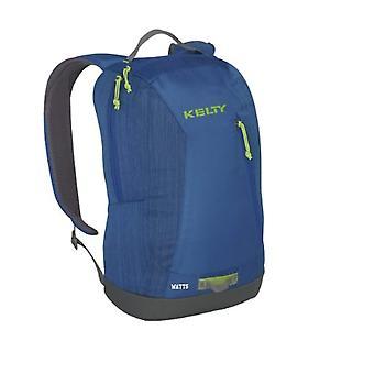 Kelty Backpack Watt - Blue (Royal Blue) - 42 x 22 x 10 cm