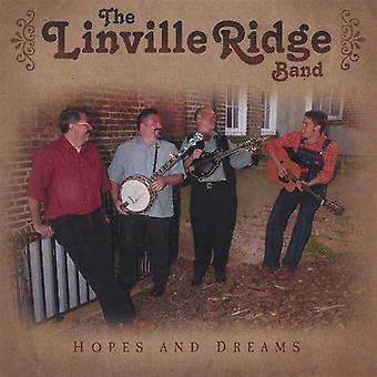 Linville Ridge Band - Hopes & Dreams [CD] USA import