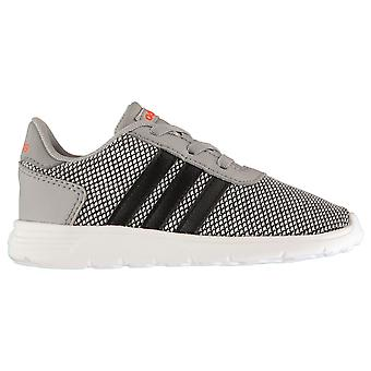 adidas Boys Lite Racer Trainers Sports Shoes Sneakers Infant Lace Up Low Top