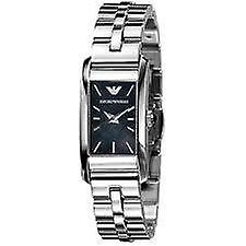 Armani watches ar0747 ladies silver stainless steel watch