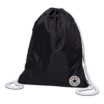 Converse Cinch Drawstring Gym Bag Schwarz 47