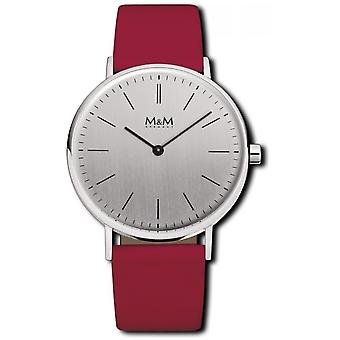 M & M Germany M11892-642 Basic 36 Ladies Watch