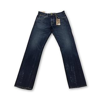 Agave 'Silver' Purist jeans in blue denim