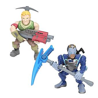 Fortnite 63533 Duo Pack-Assortment Carbide & SGT Jonesey Toy