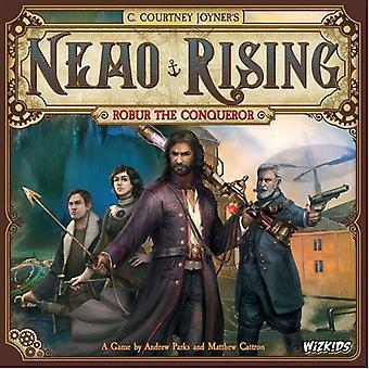 Nemo Rising Robur the Conqueror