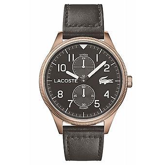 Lacoste 2011042 Men's Continental Blue Strap Wristwatch