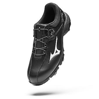 Mizuno Herre Nexlite Boa 005 vandtæt læder Golf sko