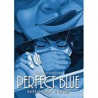 Perfekt blå vakna från en dröm av Yoshikazu Takeuchi