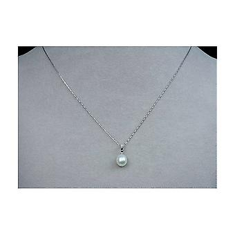 Luna-Pearls Bead pendant with diamonds AH38 2315
