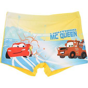 Cars badmode-geel