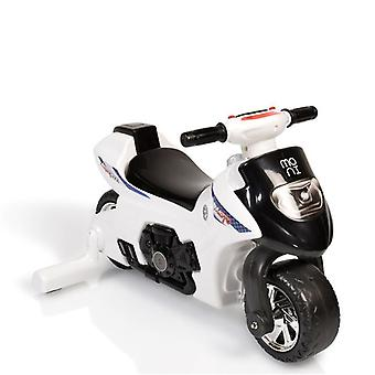 Moni children's motorcycle, slider First Step 617 music, removable support wheels