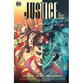 Justice The Deluxe Edition by Jim Krueger