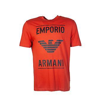 Emporio Armani Round Neck T Shirt 6G1TE7 1JNQZ