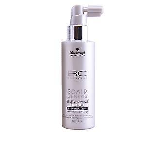 Schwarzkopf BC scalp Genesis auto aquecimento Detox Prep-tratamento 100 ml unisex